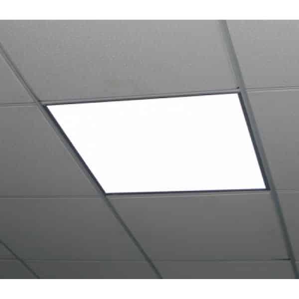 Panel led 60x60 40w luz blanca importadora for Cama 60 x 60