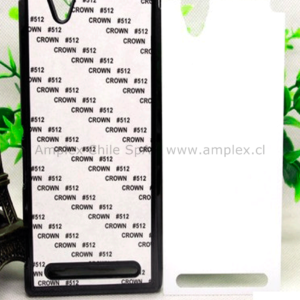 Sony Xperia T3 Carcasa Sublimacion 2D PC